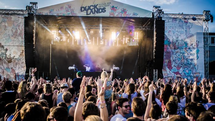 Docklands Festival 01